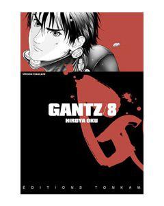 Manga Gantz tome 8