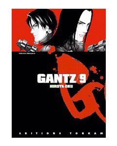 Manga Gantz tome 9