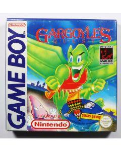 Jeu Gargoyles Quest pour Game Boy