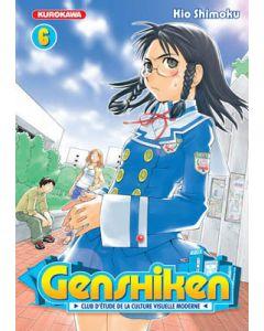Manga Genshiken tome 06