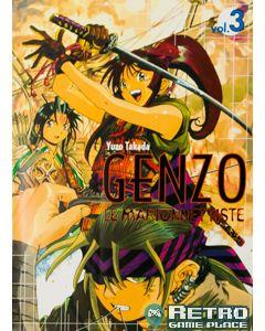 Manga Genzo tome 3