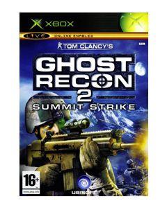 Jeu Ghost Recon 2 Summit Strike pour Xbox