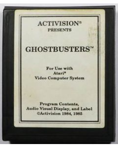 Jeu Ghostbusters pour Atari 2600