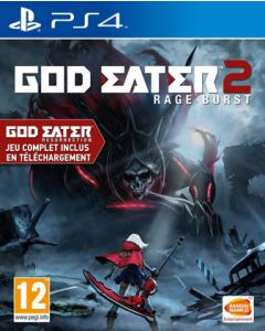 Jeu God Eater 2 : Rage Burst pour Ps4