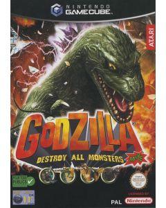 Jeu Godzilla Destroy all Monsters pour Gamecube