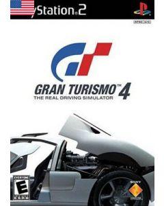 Jeu Gran Turismo 4 (Version US) pour Playstation 2 US