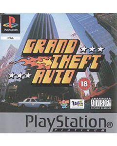 Jeu Grand Theft Auto Platinum pour Playstation