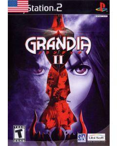 Jeu Grandia 2 (Version US) pour Playstation 2 US