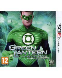Jeu Green Lantern La Révolte des Manhunters pour Nintendo 3DS