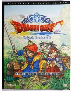 Jeu Guide Officiel Dragon Quest 8 - L'odyssée Du Roi Maudit