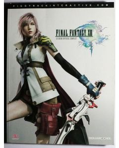 Jeu Guide Officiel Final Fantasy 13