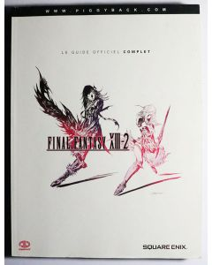 Jeu Guide Officiel Final Fantasy 13-2