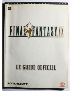 Jeu Guide Officiel Final Fantasy 9