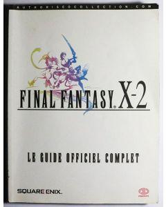 Jeu Guide Officiel Final Fantasy X-2