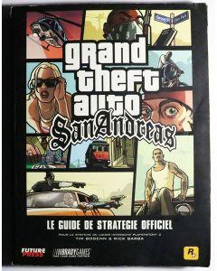 Jeu Guide Officiel Gran Theft Auto San Andreas