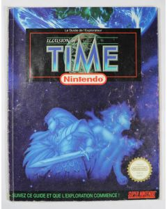 Guide Officiel Illusion of Time