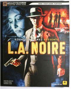 Jeu Guide Officiel L.A Noire