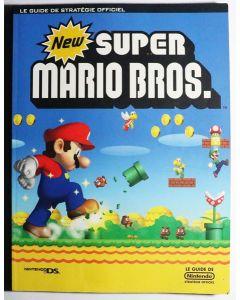 Jeu Guide Officiel New Super Mario Bros. Nintendo DS
