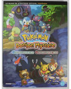 Guide Officiel Pokémon Donjon Mystère