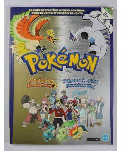 Guide Officiel Pokémon Version Or Heartgold / Argent Soulsilver