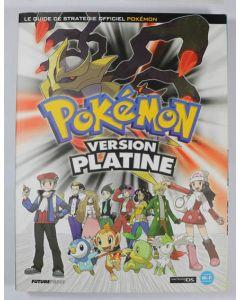Guide Officiel Pokémon Version Platine