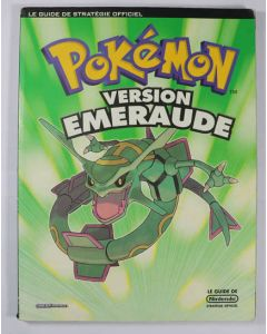 Guide Officiel Pokémon Version Émeraude