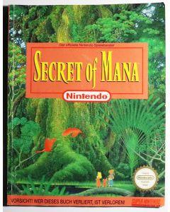 Jeu Guide Officiel Secret Of Mana (Allemand)