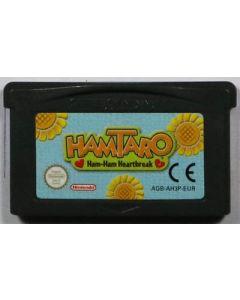 Jeu Hamtaro Ham-Ham Heartbreak pour Game Boy Advance