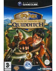 Jeu Harry Potter Coupe du monde de Quidditch pour Gamecube