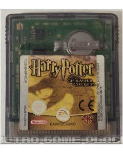 Jeu Harry Potter et la Chambre des Secrets pour Gameboy Color