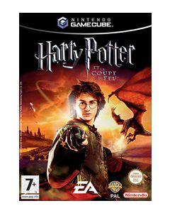 Jeu Harry Potter et la Coupe de Feu pour Game Cube