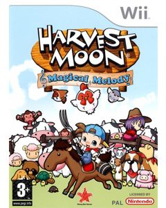 Jeu Harvest Moon : Magical Melody pour Wii
