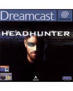 Jeu Headhunter pour Dreamcast