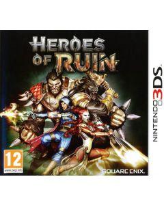 Jeu Heroes of Ruin pour Nintendo 3DS