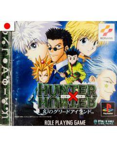 Jeu Hunter X Hunter pour Playstation