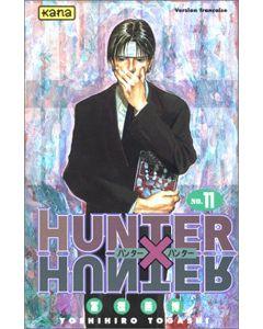 Manga Hunter X Hunter tome 11