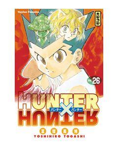 Manga Hunter X Hunter tome 26