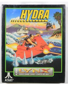 Jeu Hydra (neuf) pour Atari Lynx