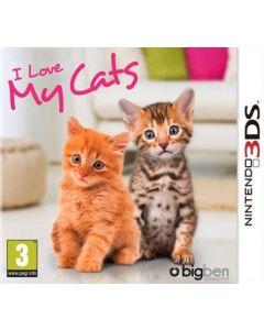 Jeu I Love My Cats pour Nintendo 3DS