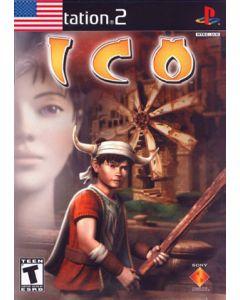 Jeu Ico (Version US) pour Playstation 2 US
