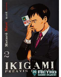 Manga Ikigami tome 2