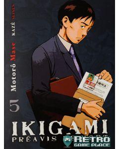 Manga Ikigami tome 5