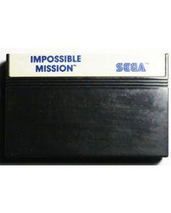 Jeu Impossible Mission pour Master System