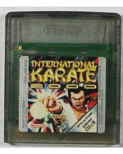 Jeu International Karate 2000 pour Game Boy Color
