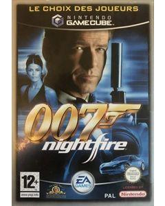 Jeu James Bond 007 Nightfire pour Gamecube
