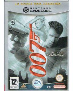 Jeu James Bond 007: Quitte ou Double Le Choix des Joueurs pour Gamecube