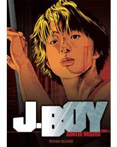 Manga J.boy tome 01