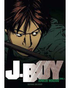 Manga J.boy tome 02