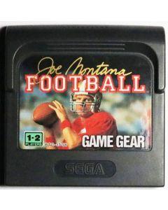 Jeu Joe Montana Football pour Game Gear