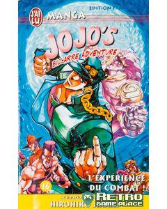 Manga Jojo's Bizarre Adventure tome 16